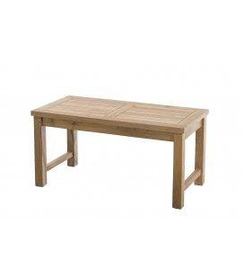 Petite table basse d'extérieur 90 x 45 cm PEREIRA