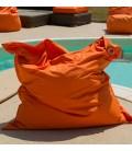 Housse de coussin de sol pouf géant - 9 coloris BIGMOON -