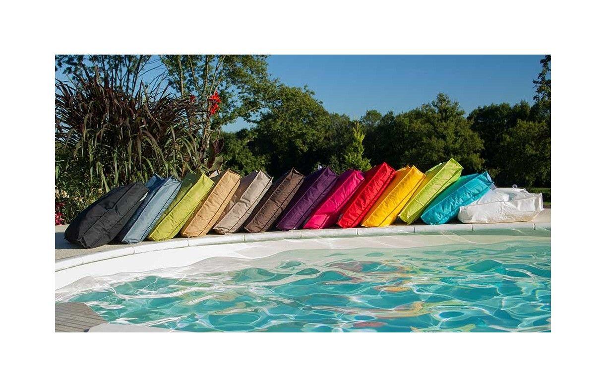 Grand Coussin Pour Exterieur housse pour coussin de sol extérieur imperméable 9 coloris