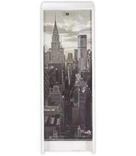 Classeur à rideau New York City 105 cm - 3 coloris -