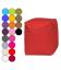 Pouf cube extérieur 9 coloris GOON -