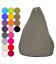 Pouf poire extérieur avec oeillet 12 coloris JOON -