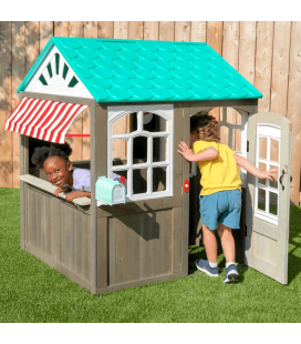Coastal Cottage Playhouse FSC