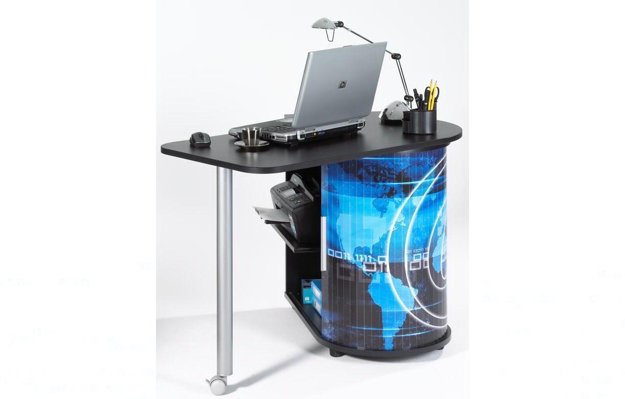 Chaise de bureau kennedy noir ou blanc belfurn