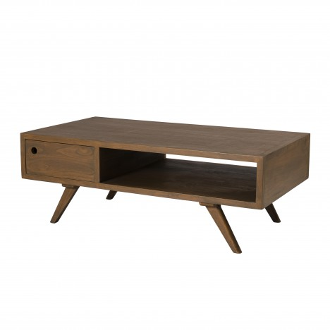 Table basse 2 tiroirs gamme FANCY
