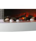 Cheminée électrique design Lounge 150cm 3XL