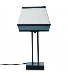 Lampe Mandarin bleue -