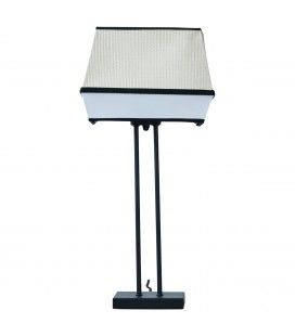 Lampe Mandarin blanche -