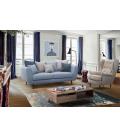Table basse coffre avec plateau relevable + tiroir Ferdina