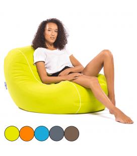 Pouf fauteuil intérieur extérieur Chilly Bean - 5 coloris