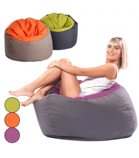 Pouf Jumbo Bag Bowly - 3 coloris