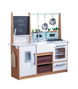 Cuisine en bois pour enfant Farmhouse -