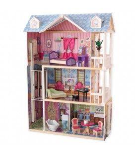 Kidkraft Maison de poupée géante complète de Mes Reves -