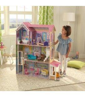 Grande maison de poupées Veronica Kidkraft -