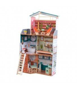 Maison de poupée moderne 115cm Marlow Kidkraft -