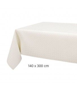 Sous-nappe au mètre 140 x 300 cm Protection de table -
