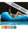Housse de transat bain de soleil Wave Sunvibes -