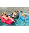 Fauteuil de piscine gonflable imperméable Kiwi - 5 coloris
