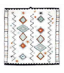 Tapis style berbère Afaw 300 x 200 cm -