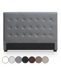 Tête de lit en simili cuir capitonnée 160 cm Luxy - 6 coloris -