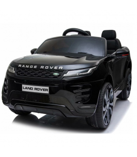 Voiture électrique enfant mini Range Rover noir 12v