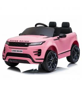 Voiture électrique enfant mini Range Rover rose 12v