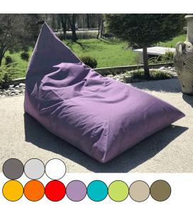 Pouf transat berlingot extérieur 11 coloris TOON