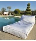 Pouf géant transat bain de soleil Sofoon - 17 coloris
