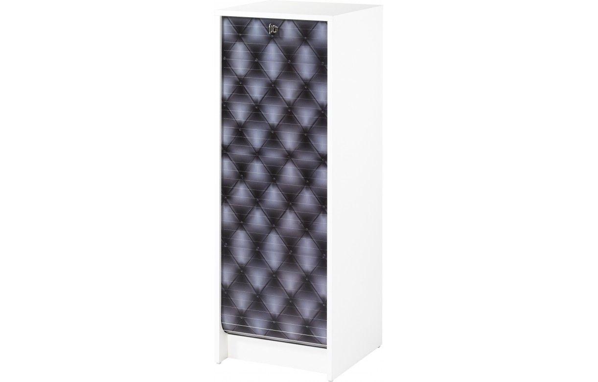 classeur de rangement rideau capitonne 105 cm 3 coloris decome store. Black Bedroom Furniture Sets. Home Design Ideas