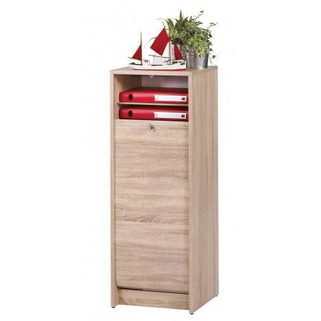 classeur de rangement rideau en bois 105 cm 3 coloris decome store. Black Bedroom Furniture Sets. Home Design Ideas