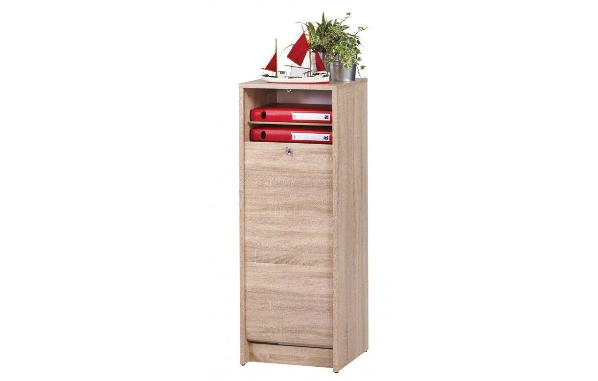 classeur de rangement 224 rideau en bois 105 cm 3 coloris decome store