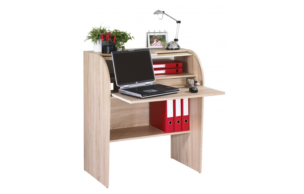 Bureau multimedia junior rideau coulissant breizh for Bureau coulissant adulte