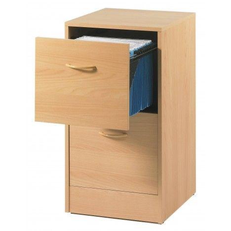 meuble de bureau pour dossiers suspendus 6 coloris. Black Bedroom Furniture Sets. Home Design Ideas