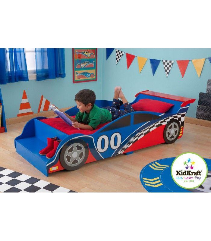 Garçons motor racing bébé literie-formule 1