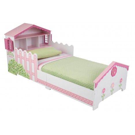 Lit Petite Fille Maison De Poupee Kidkraft 76255