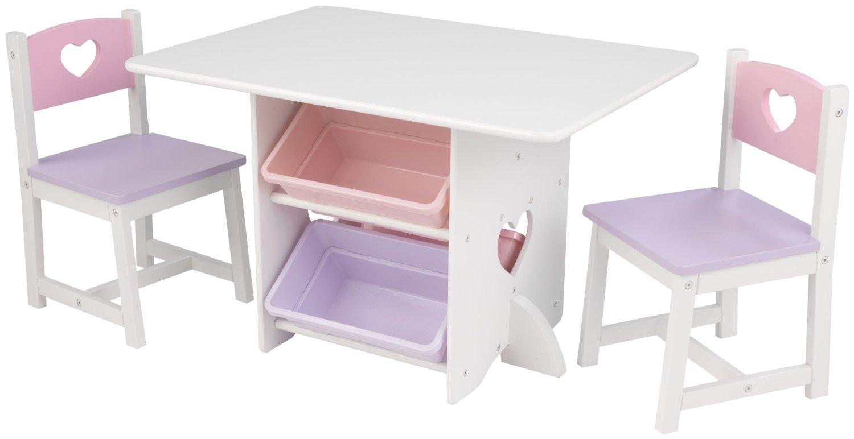 Conception et Plan petite table enfant : Tables enfants - Decome Store