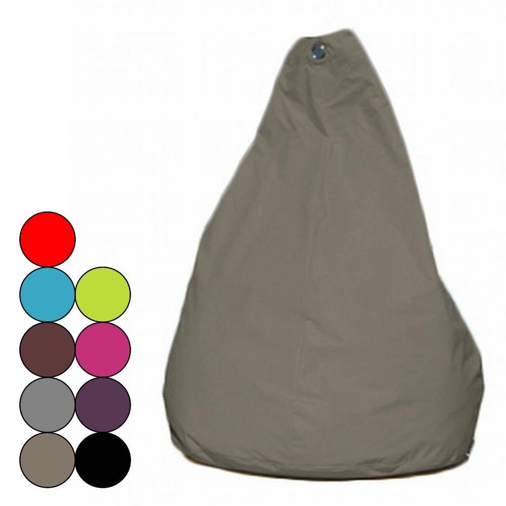 Pouf poire extérieur ou intérieur 12 coloris JOON