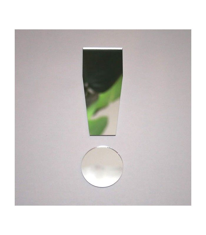 Miroir point d 39 exclamation arial decome store for Miroir store
