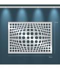 Miroir design illusion effet d'optique - 2 dimensions -