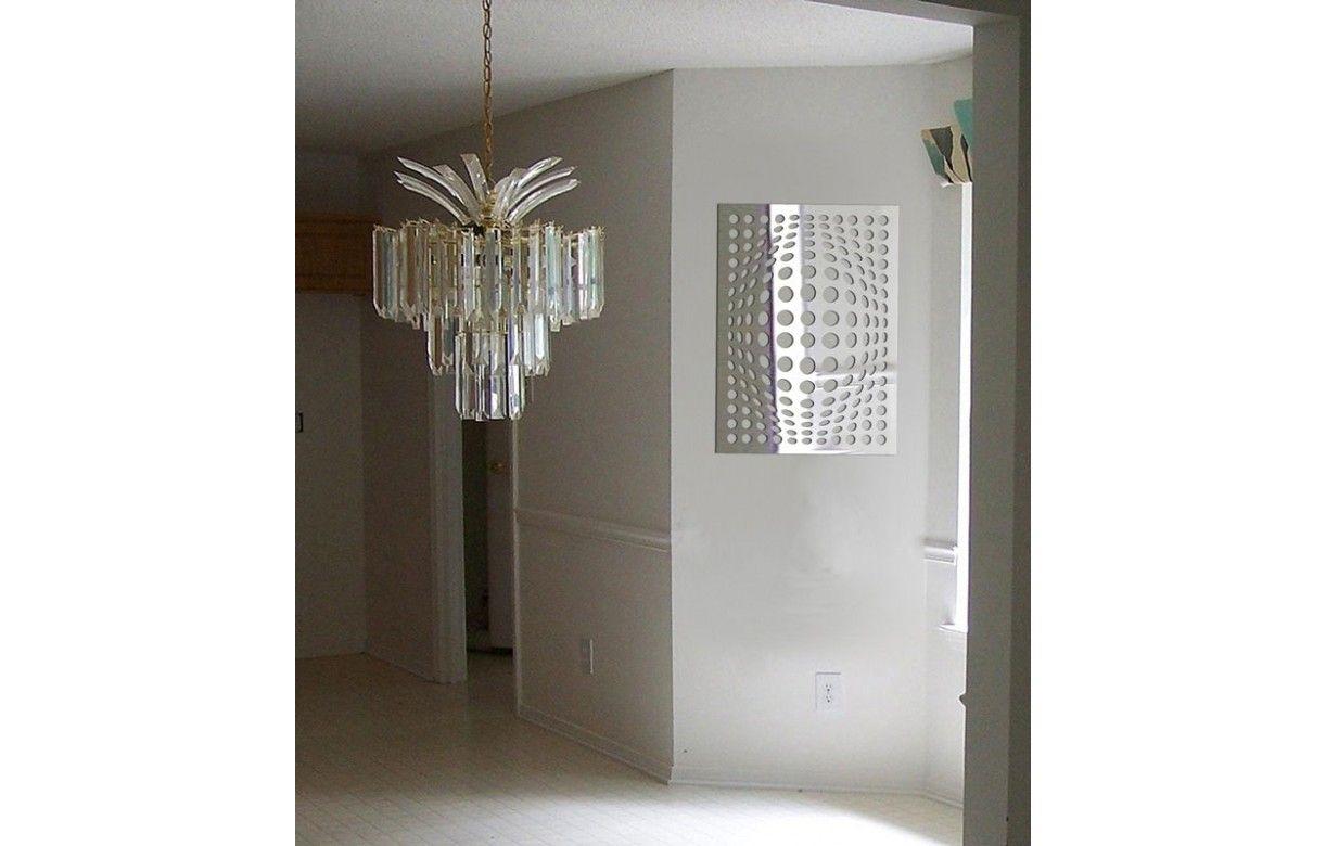 Miroir design illusion effet d 39 optique 2 dimensions for Miroir store