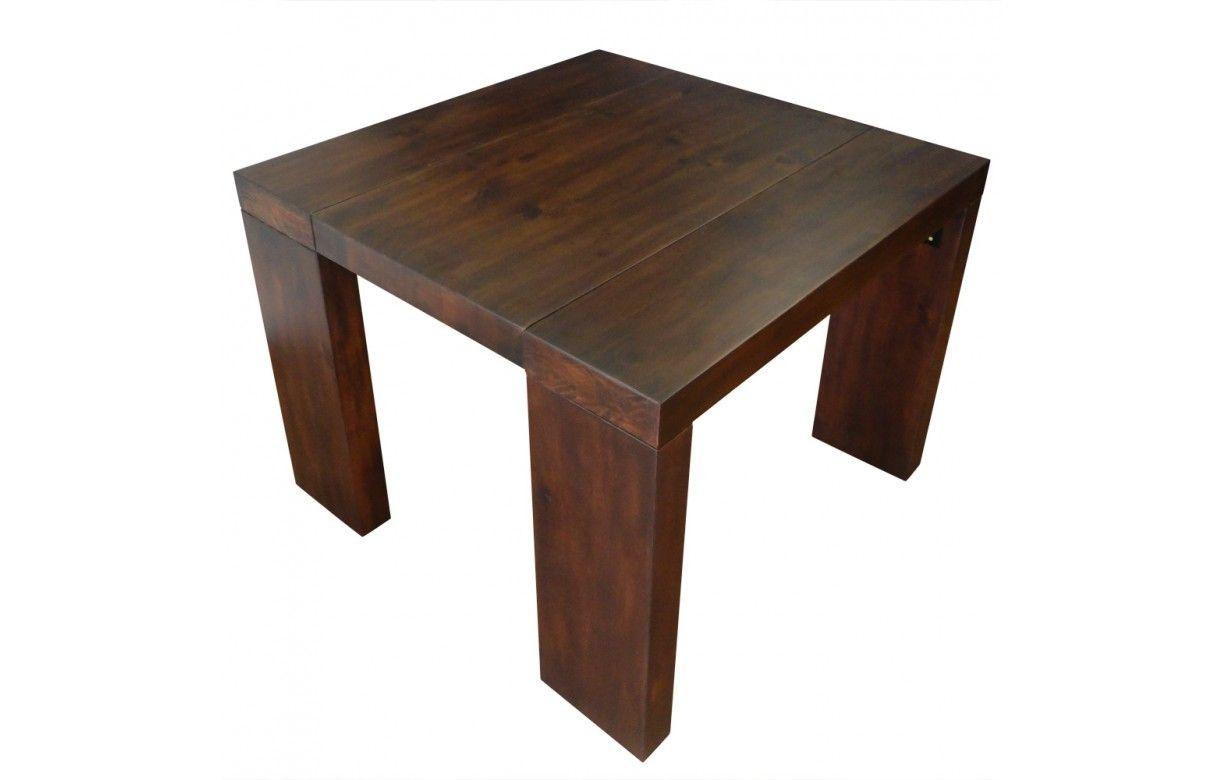 ... Table console extensible en bois massif 12 couverts Woodini 5 coloris  ... acd4a92e31dc