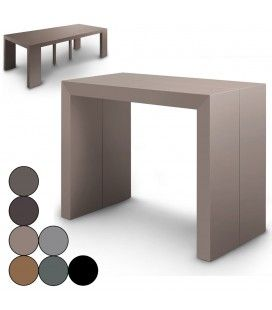 Console table extensible 12 couverts Nassa XL - 9 coloris -