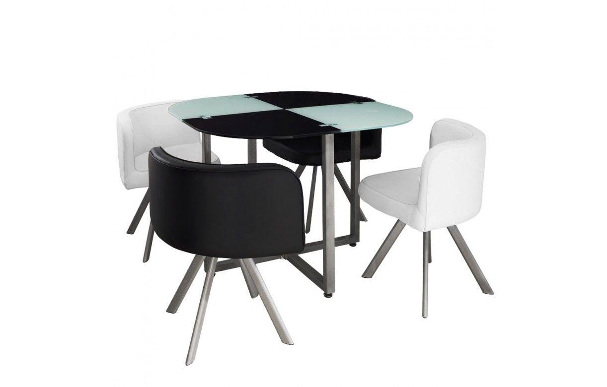 Best Chaises Pour Table En Verre Images - Design Trends 39 ... - Comment Nettoyer Une Table En Verre
