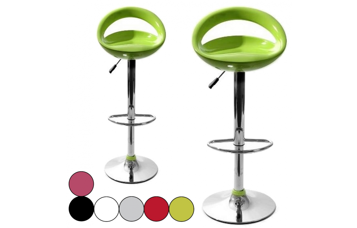 tabouret bar vert good tabouret de bar metal mactal vert. Black Bedroom Furniture Sets. Home Design Ideas