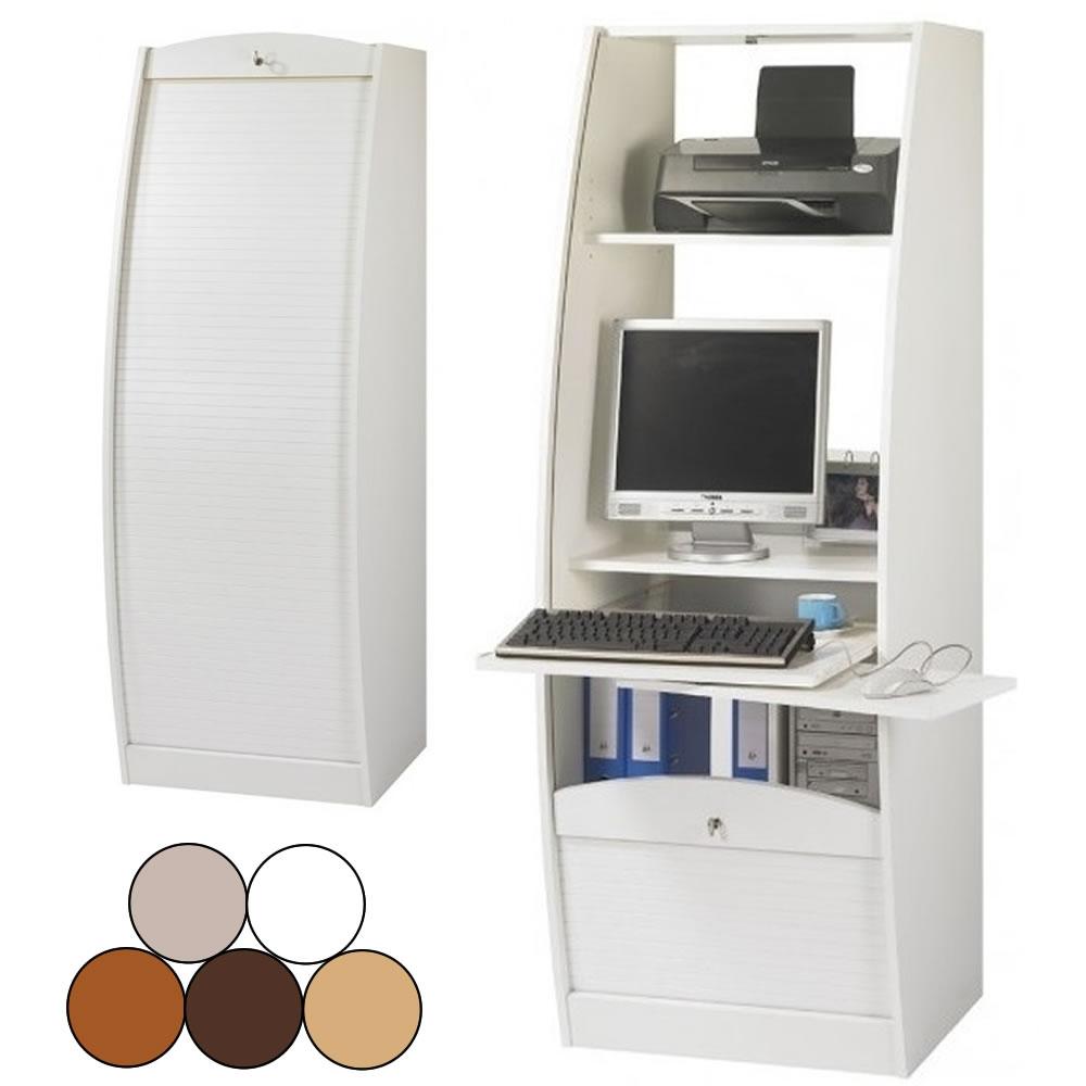 armoire bureau bois attachant bureau en bois pas cher mobilier maison armoire de massif beraue. Black Bedroom Furniture Sets. Home Design Ideas