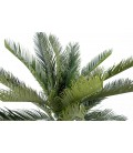 Plante artificielle tropicale Palmier Cycas 90 cm -