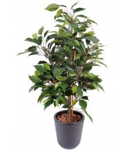 Plante artificielle Ficus tropical 60 cm