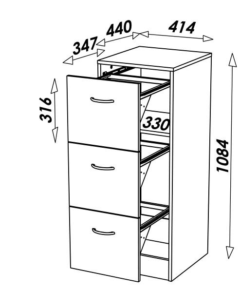 Dimensions 413