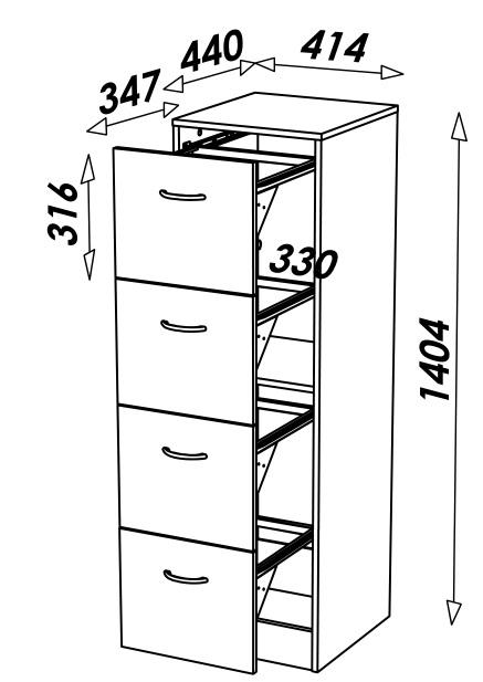 Dimensions 414